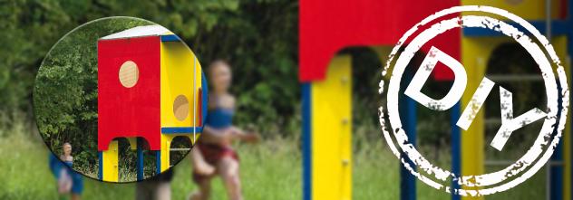 Bauanleitung: dieses Spielhaus wird Kinderherzen höher schlagen lassen