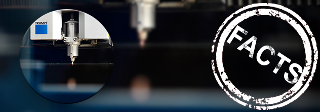Wie entsteht ein Laserzuschnitt?