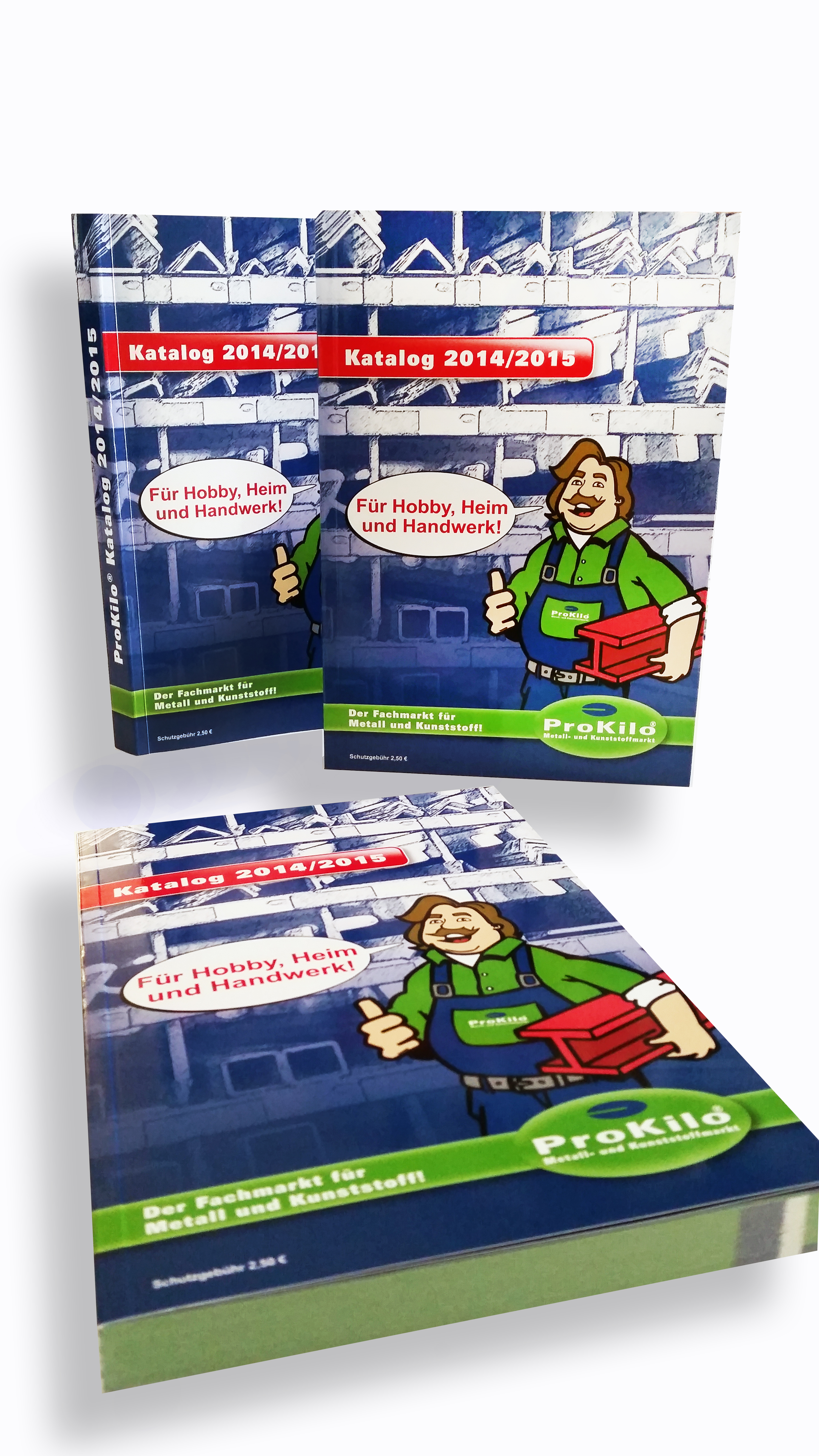 Prokilo metall und kunststoffmarktunser neuer katalog ist da for Neuer weltbild katalog