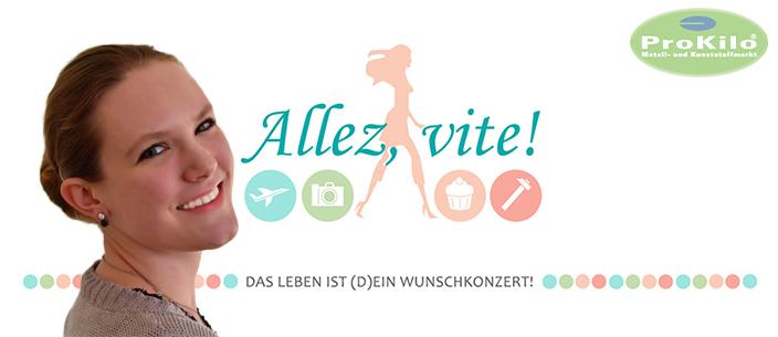 """Im Interview: Bloggerin Michelle von """"Allez, vite!"""" über ihre DIY-Projekte"""