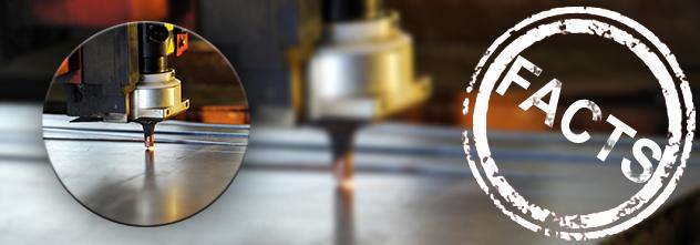 Mittels Gas zum präzisen Schneidergebnis: die Plasmaschneidanlage