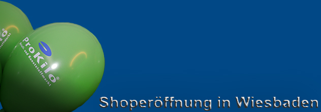 Die offizielle Eröffnungsfeier des neuen ProKilo-Marktes in Wiesbaden