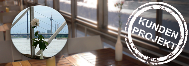 Kundenprojekt: Eine Loungebar mit perfektem Ausblick