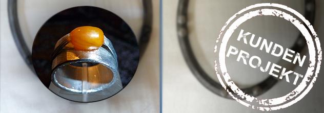 Kundenprojekt: Wie aus Aluminium toller Schmuck wird
