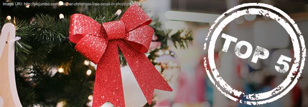 ProKilo Top 5: Wie du mit wenigen Handgriffen weihnachtlich schmückst