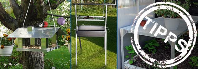 Heute ist offiziell Frühlingsanfang – 8 DIYs für deinen Garten