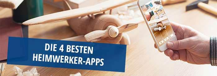 Die 4 besten Apps für Handwerker
