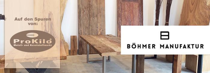 Wie das Holz auf den Tisch kam…