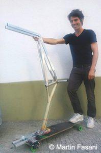 ProKilo Martin Fasani City Surfboard 2