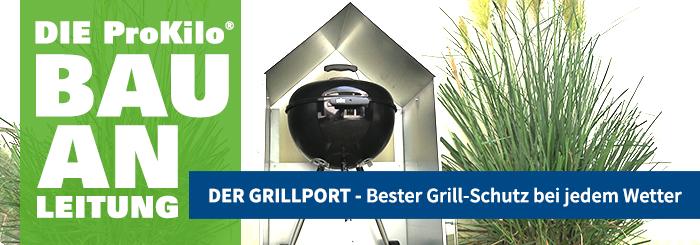 Wetter-Schutz für Deinen Grill: Unterstand selbst gebaut!