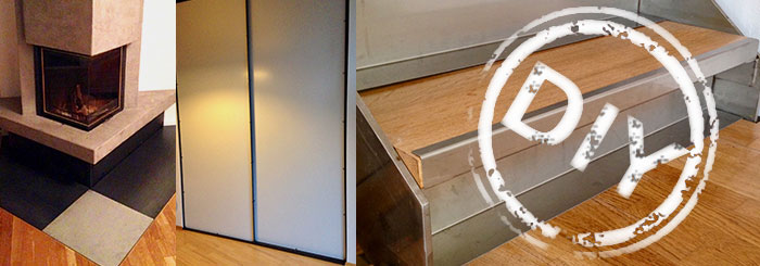 DIY-Projekte aus Stahl, Metall und Kunststoff für dein Zuhause