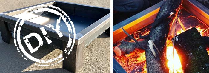 Feuerschale selber bauen – Lagerfeuerromantik im eigenen Garten