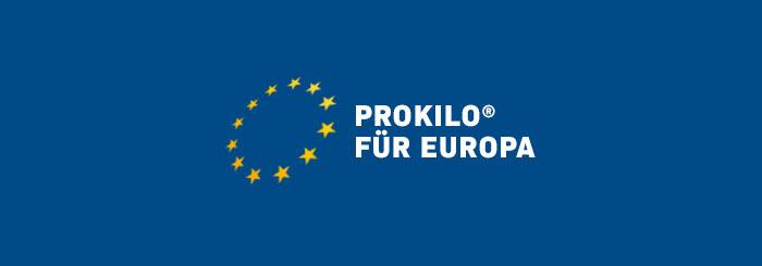 ProKilo für Europa