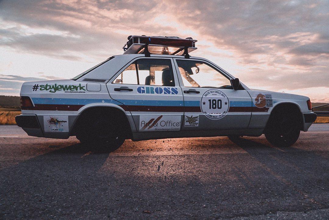 Fit für die Reise – Dachgepäckträger für den guten Zweck