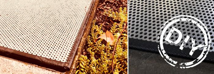 Lochblech als Schutz vor Ungeziefer – so hältst Du Ratten, Mäuse und anderes Getier draußen