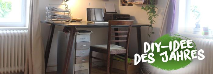 Schreibtisch aus Stahl – Industrial Design fürs Büro