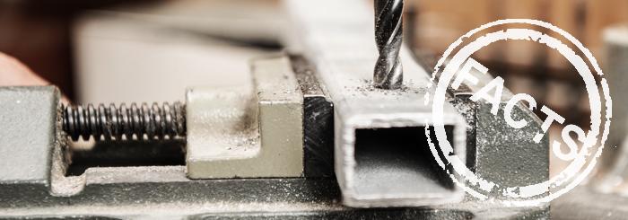 Metalle richtig bohren – darauf solltest Du achten