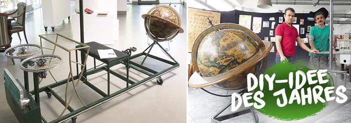 DIY-Zeitmaschine für Theater und Film