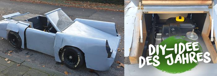 Porsche-964-Nachbau – per DIY zum ersten eigen Auto