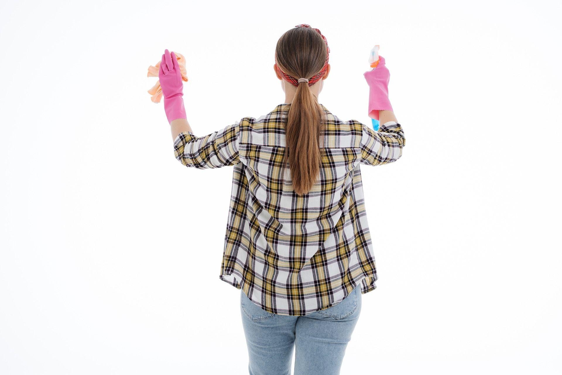 Acrylglas richtig reinigen