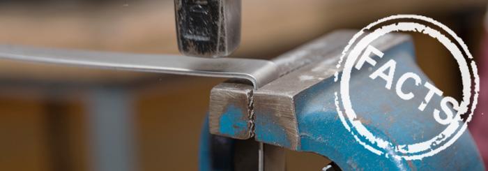 Metall formen – Bleche und Rohre biegen ohne professionelle Hilfsmittel