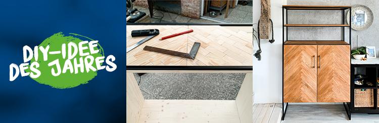 Designer-Schrank für dein Wohnzimmer